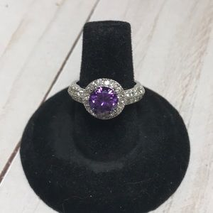 Jewelry - Amethyst ring nwot